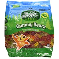 Black Forest Gummy Bears Ferrara Candy 6 Pound