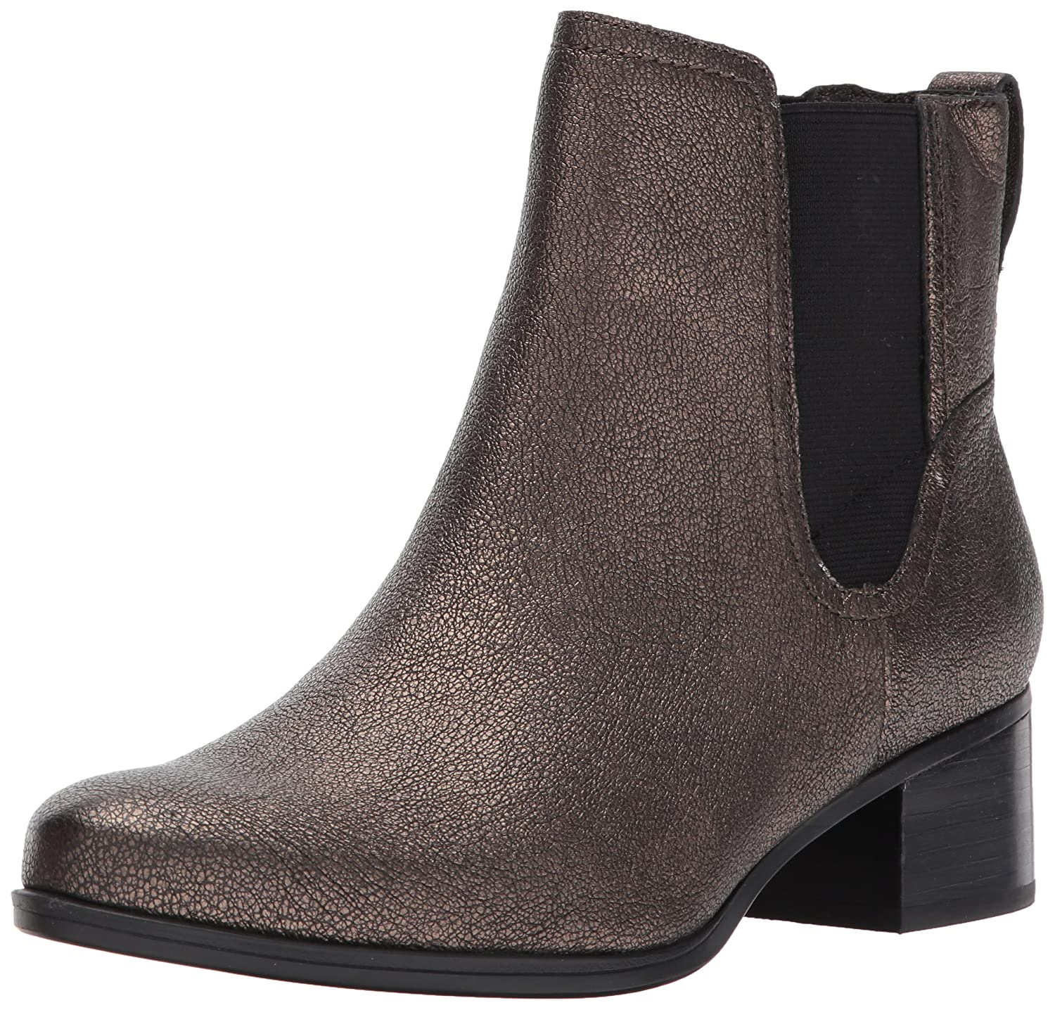 Naturalizer Women's Dallas Ankle Bootie B06Y6DY6D7 6 B(M) US|Bronze