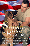 SIMON & ROSE: Mark Anderson's Story: New Orleans Billionaire Wolf Shifters with plus sized BBW mates (Le Beau Series Book 3)