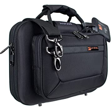 f7a5cb91755 Protec PB307 Slimline Clarinet Pro Pac Case - Black: Amazon.co.uk ...