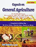 Capsule On General Agriculture (For ICAR - JRF Exam)