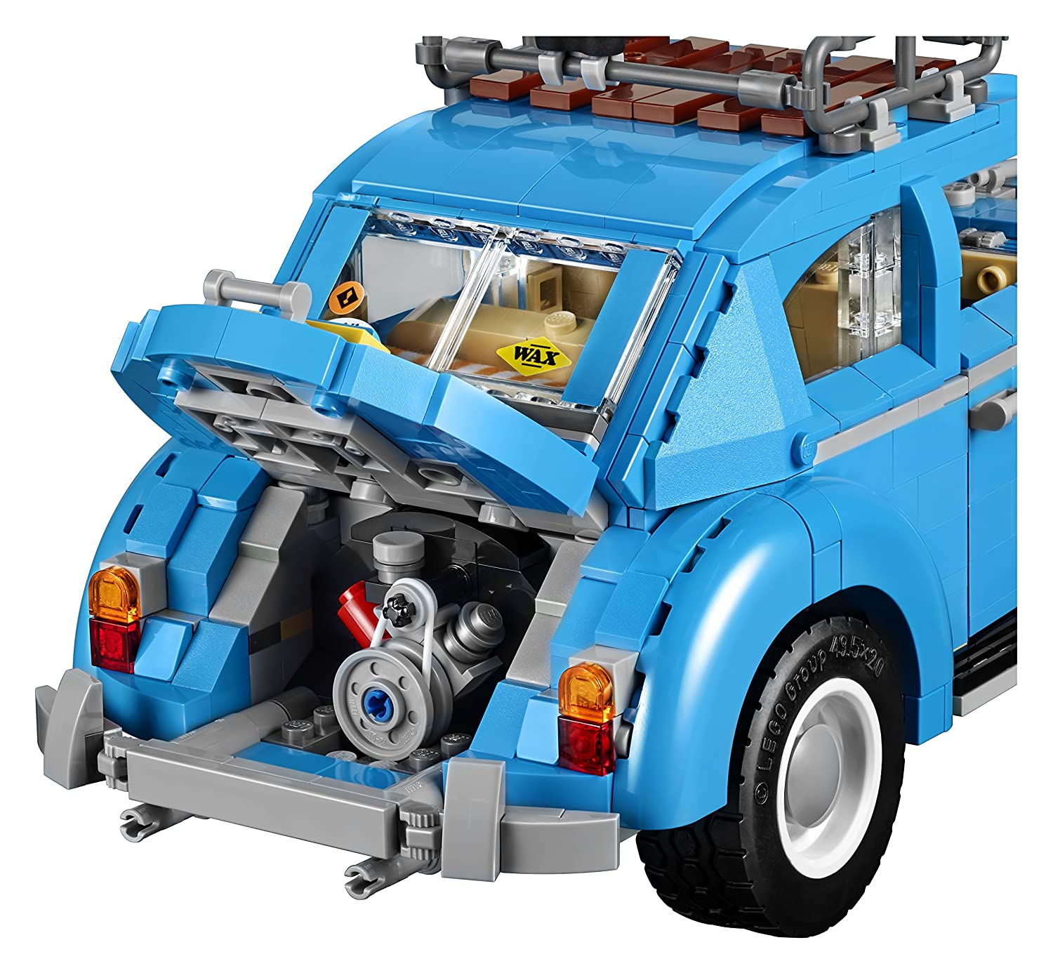 coccinelle vw lego
