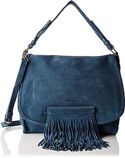 8deb596577e5d Kate Lee femme Lou Sacs bandouliere Bleu (Co Gitane)  Amazon.fr ...