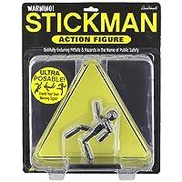 Accoutrements Stickman Action Figure