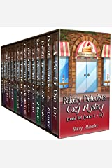 Bakery Detectives Cozy Mystery Boxed Set (Books 1 - 15) Kindle Edition