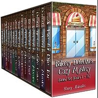 Bakery Detectives Cozy Mystery Boxed Set (Books 1 - 15)