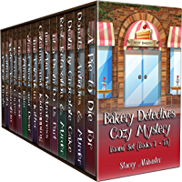 Bakery Detectives Cozy Mystery Boxed Set (Books 1 - 15)
