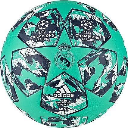 adidas - Mini Balón De Fútbol Real Madrid CF 2019-2020 UCL Finale ...