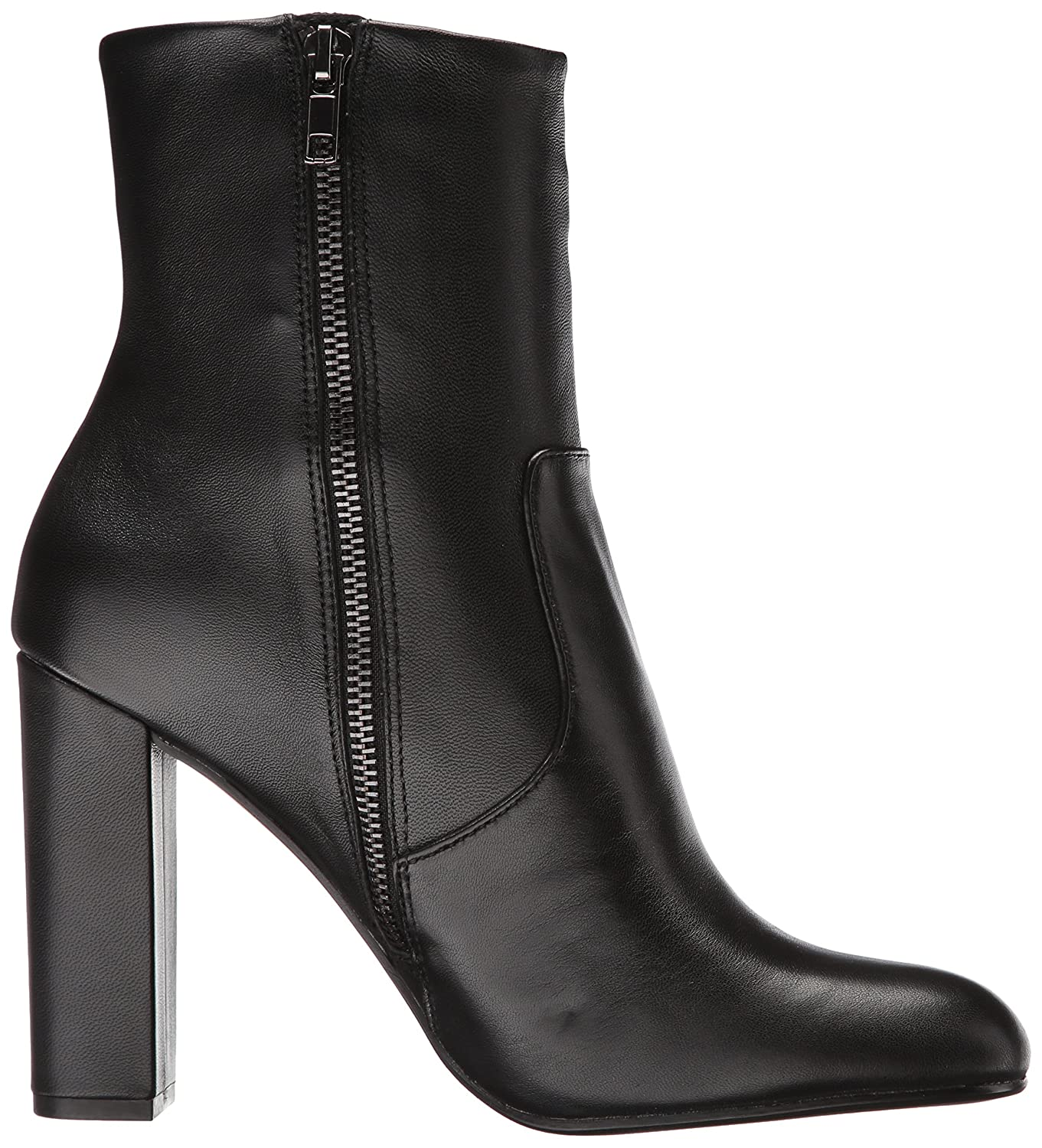 Steve Madden B073HCDVLB Women's Editor Ankle Boot B073HCDVLB Madden 10 B(M) US|Black Leather 9a6095