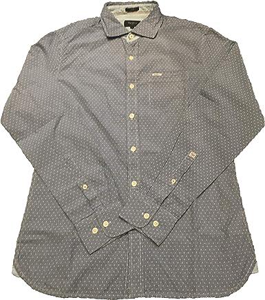 Pepe Jeans - Camisa Manga Larga PM303150 MONCLOVA: Amazon.es: Ropa y accesorios