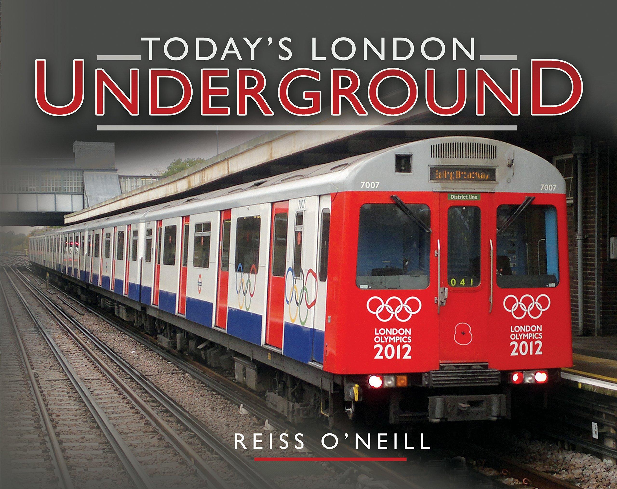 London Underground Pictorial Series Book Three BOOK