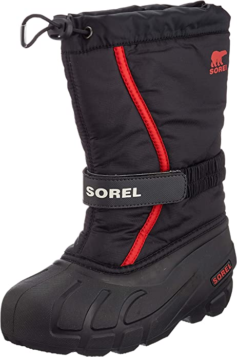 Sorel Unisex Kid's Youth Flurry Snow Boots,Sorel