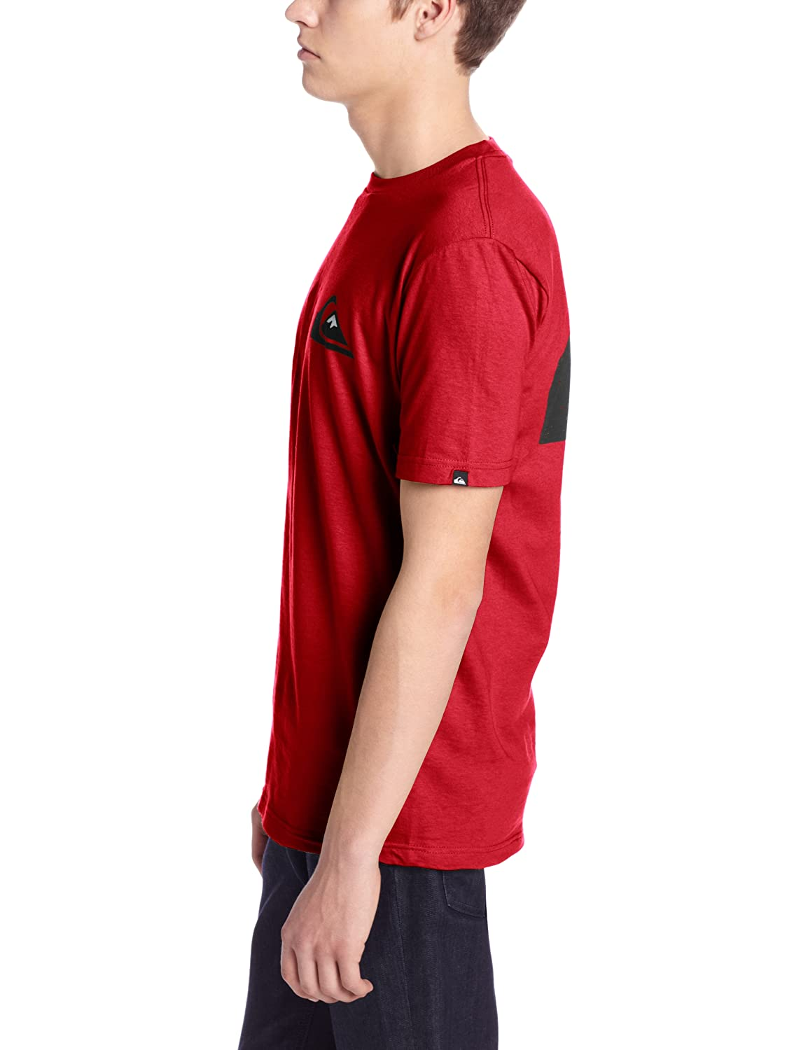 Quiksilver Mens Easy Does It T-Shirt