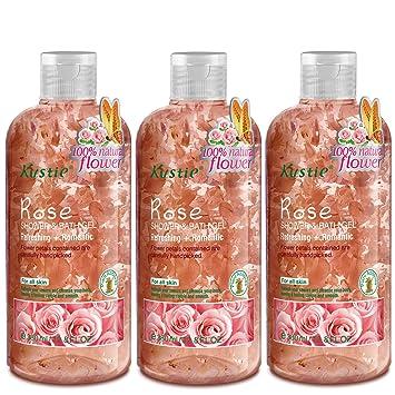 Handpicked Wide Selection; Bath & Body Biofinest-kustie Chamomile Flower Petals Shower And Bath Gel