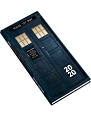 Doctor Who Official 2020 Diary - Week to View Slim Pocket format