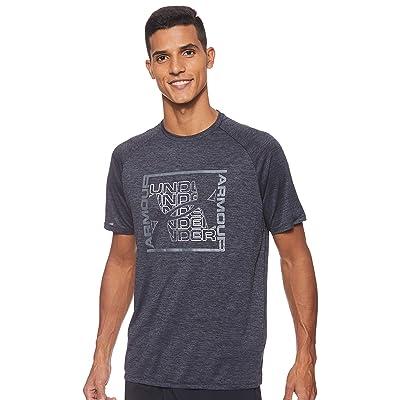 Under Armour Men's Tech Graphic Short-Sleeve T-Shirt: Clothing
