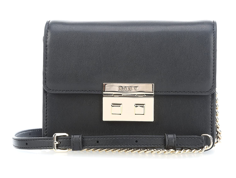 990415bc18 DKNY Ann Sac à bandoulière noir Sacs portés épaule Femme
