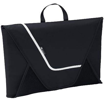 timeless design 670ab 7cd52 Alpamayo® borsa per camicie, borsa per indumenti per il trasporto e in  viaggio di camicie senza grinze in valigia, o borse da viaggio, di colore  nero