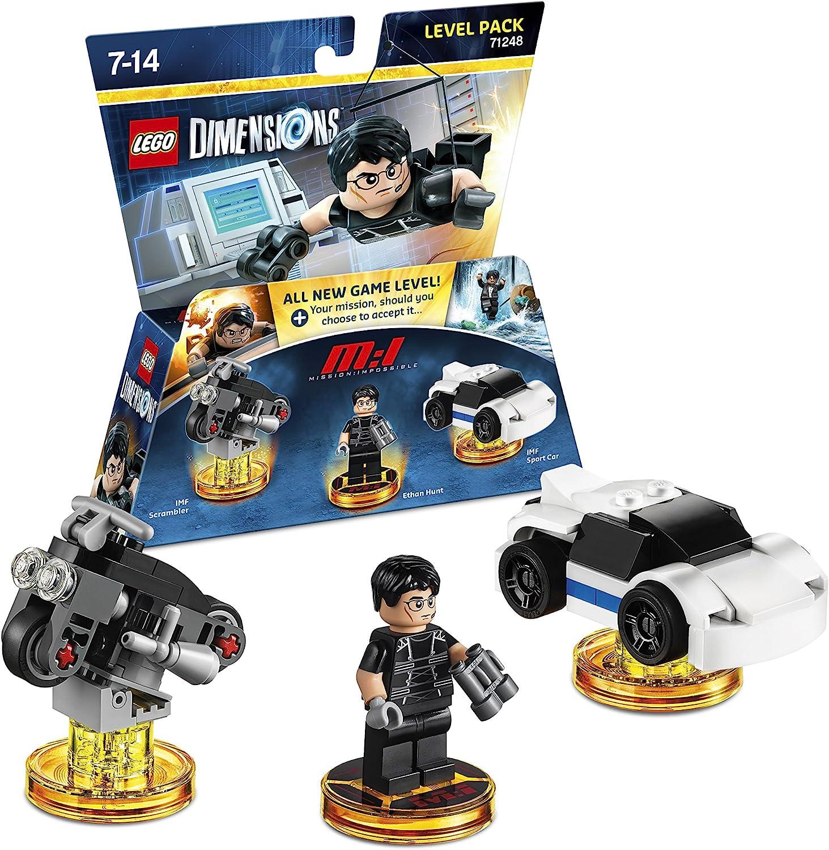 LEGO Dimensions: Mission Imposible: Amazon.es: Videojuegos