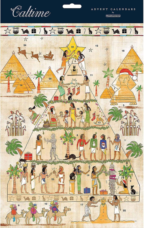 In De Nile Advent Calendar