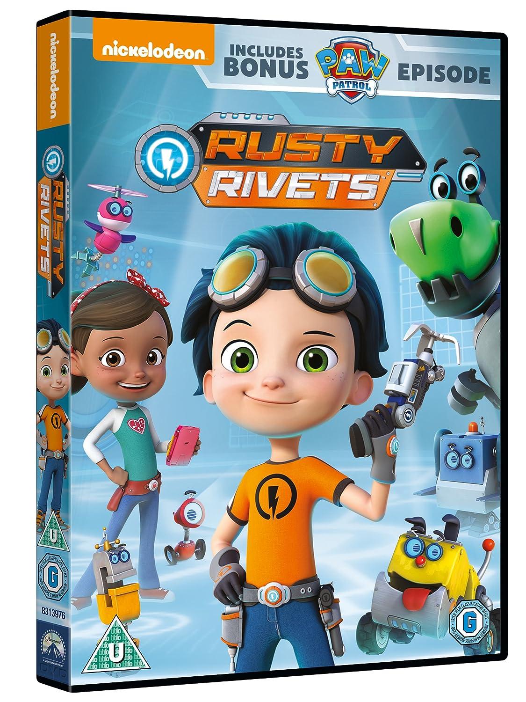 Rusty Rivets: Season 1 Set Edizione: Regno Unito Reino Unido DVD: Amazon.es: Cine y Series TV