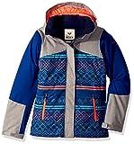 Roxy Big Flicker Girl Snow Jacket, Sodalite