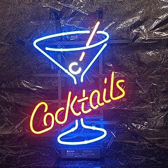 Neon Vin Motif Cocktails 43 Bière 2 Grumpy Cm Xpgoodusa Cattexte vgIYmfb76y