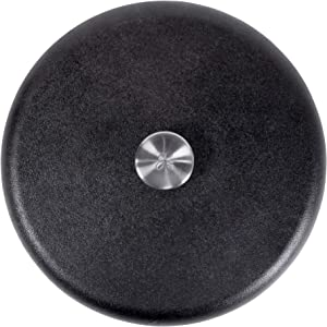 GreaterGoods Cast Iron Skillet 10 Inch (Skillet Lid Cast Iron)