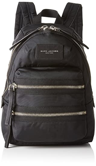 e5c1c54ee99c8 Amazon.com  Marc Jacobs Nylon Biker Mini Backpack