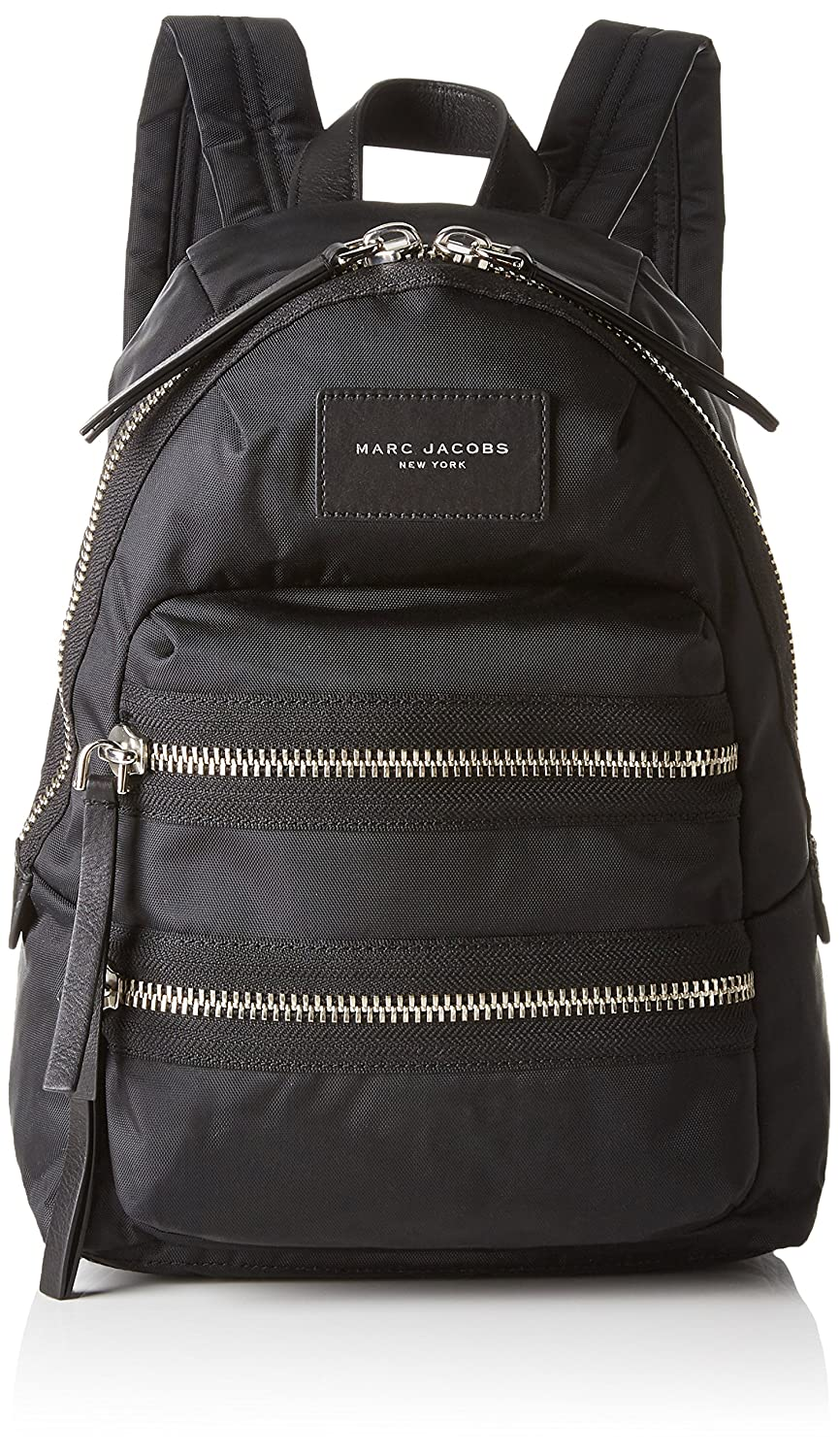 マークジェイコブス リュック Nylon Biker Mini Backpack(Black) MARC BY MARC JACOBS【並行輸入品】 B0185U2GJY