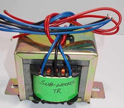 Soumik Electricals Transformer for Home Theater, 12-0-12 volt 1.5 to on