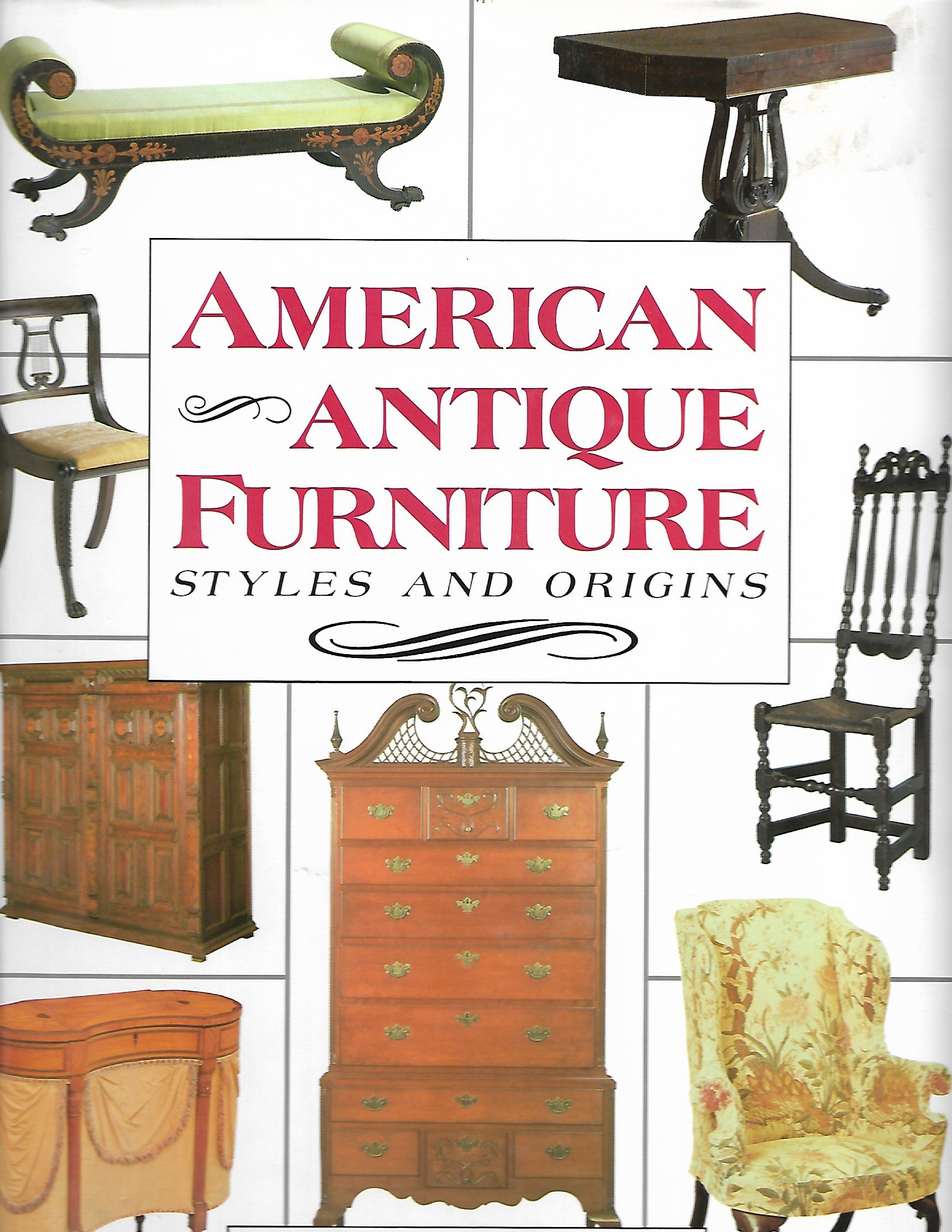 American Antique Furniture: Styles and Origins