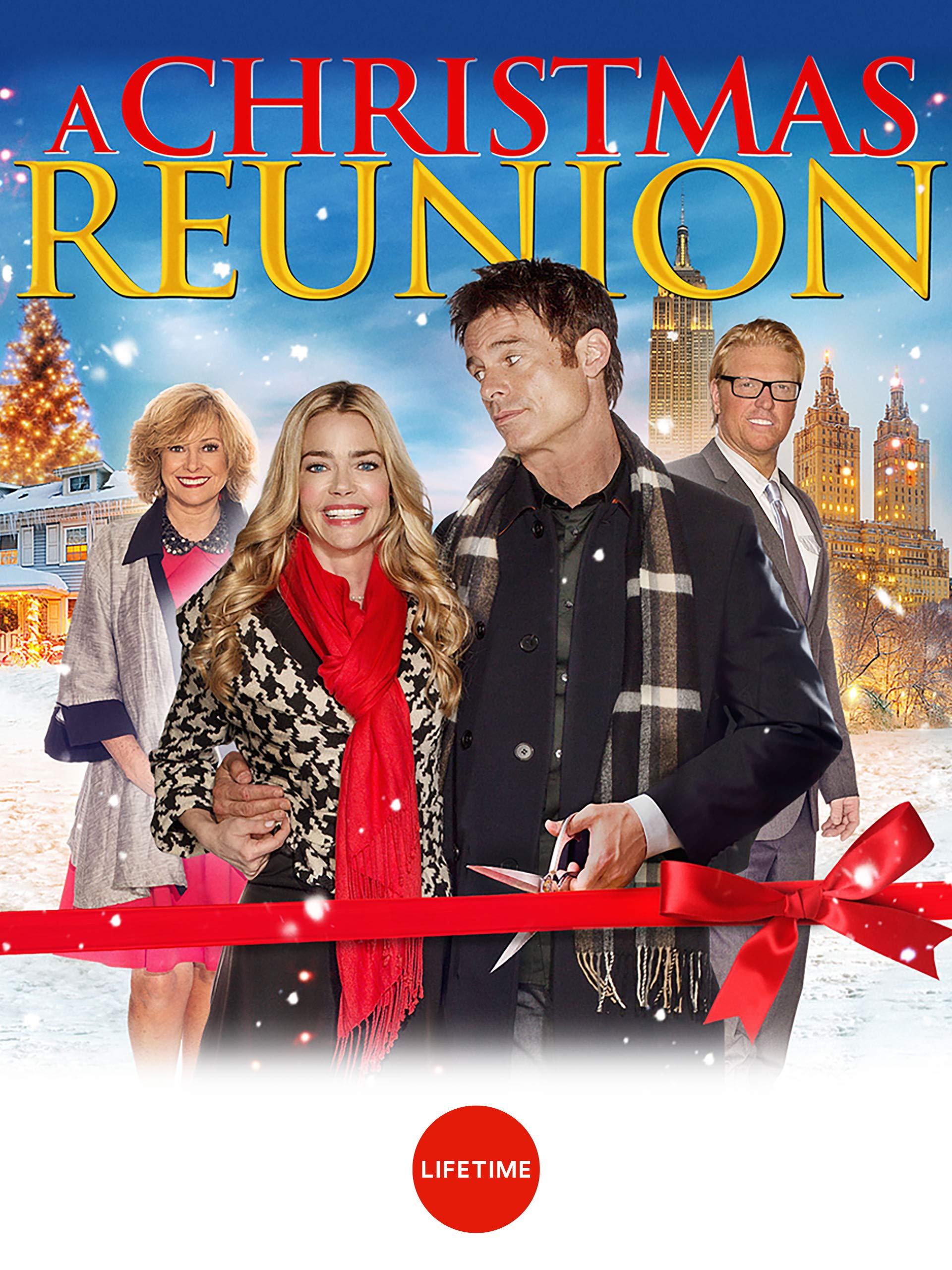 A Christmas Reunion.Amazon Com A Christmas Reunion 2015 Hybrid Llc