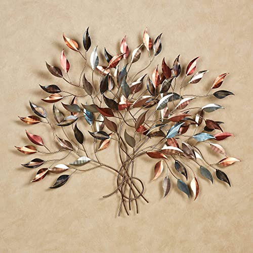 Touch of Class Brilliance Metal Wall Sculpture