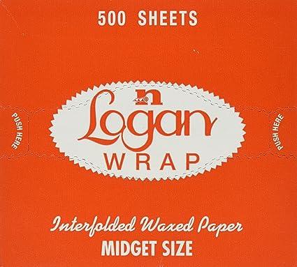 amazon com logan wrap interfolded deli wrap cera paper 500 sheets