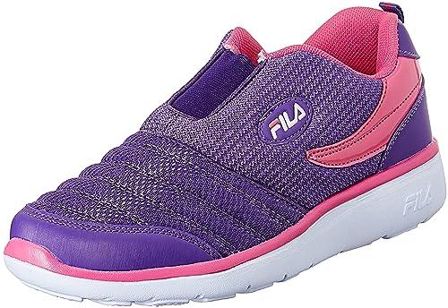 6534127b969 Fila Women s Smash Vi Purple and Pink Sneakers -3 UK India (37 EU ...