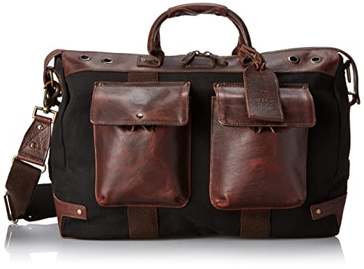 a37527b974f3 Amazon.com  Will Leather Goods Men s Traveler Duffle