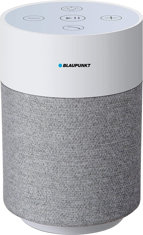 Blaupunkt BLP3830 Altavoz Bluetooth Portatil con Luz Led, Táctil, Micro SD, AUX, 5W