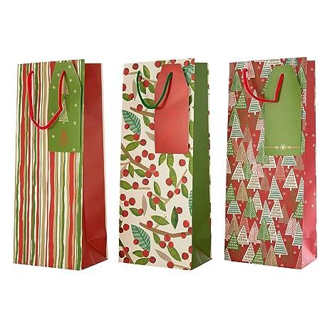 Hallmark - Tarjeta de felicitación de Navidad bolsa de ...