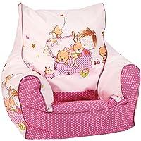 Knorr-baby 450167 - Sillón blando infantil, color rosa