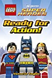 LEGO DC Super Heroes Ready for Action! (DK Readers Level 1)