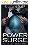 Power Surge (Anna Jennings Super Novel Book 1)