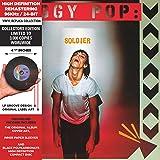 Soldier - Cardboard Sleeve - High-Definition CD Deluxe Vinyl Replica