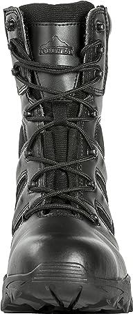 TALLA 43. Portwest FW65 - Steelite Grupo de Trabajo de arranque 43/9, color Negro, talla 43