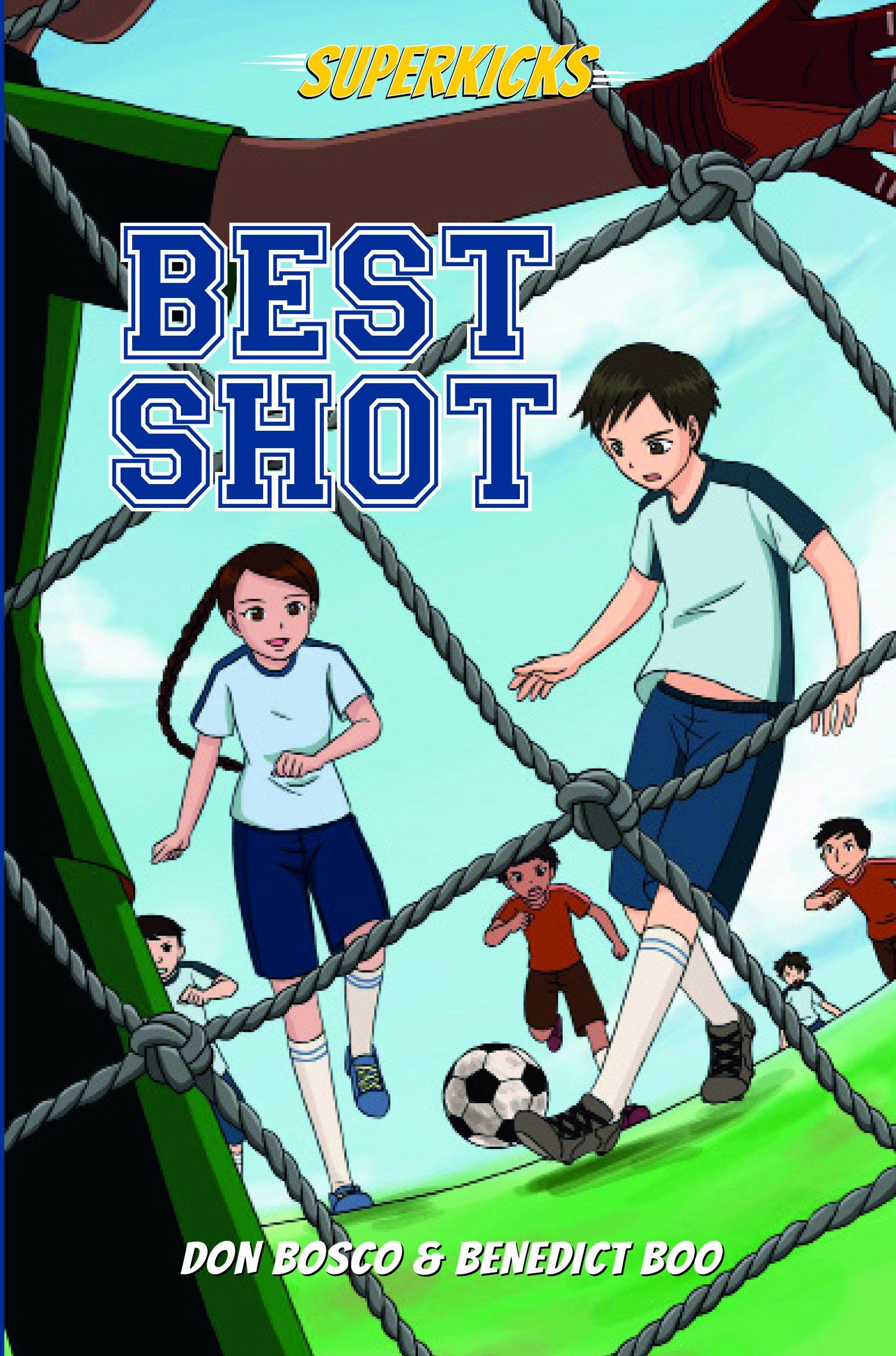 Download Superkicks: Best Shot pdf