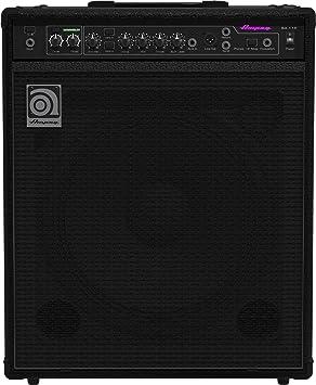 Amplificador bajo Ampeg ba-115v2 combo: Amazon.es: Instrumentos musicales
