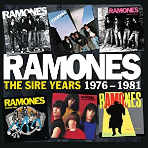 The Sire Years 1976-1981 (6CD)