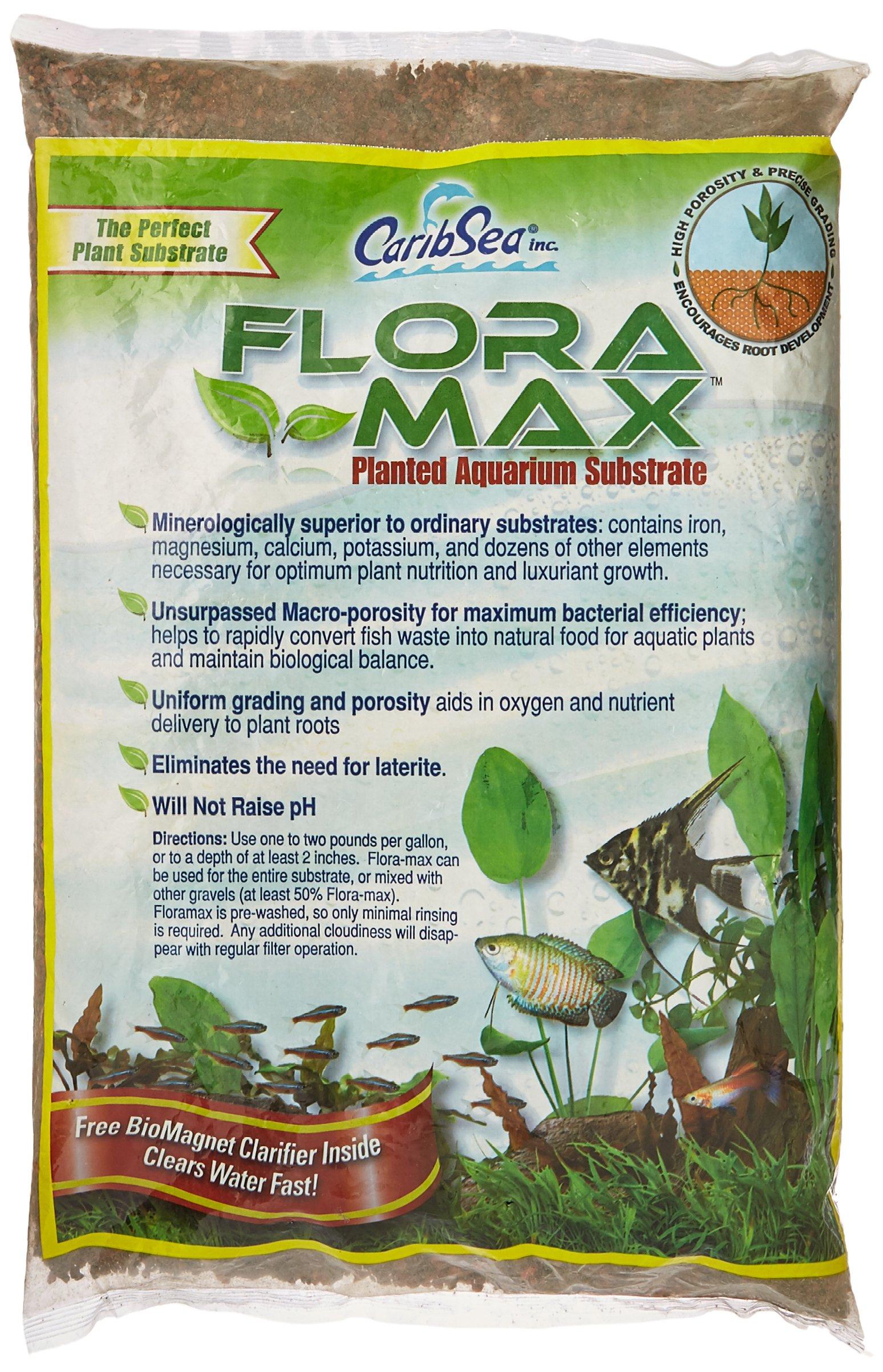 CaribSea Aquatics Flora-Max Sand, Original, 15-Pound