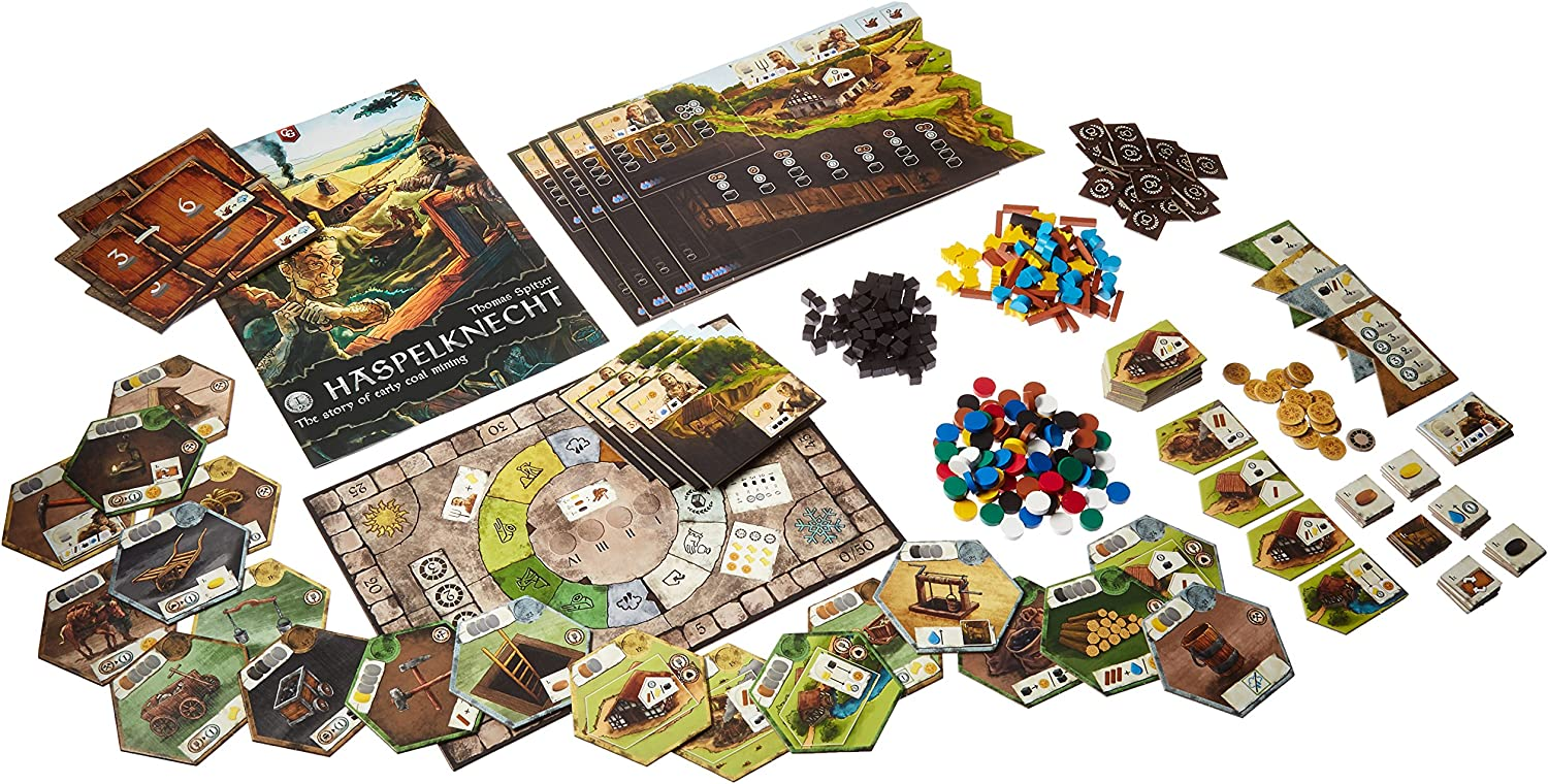 Haspelknecht: The Story of Early Coal Mining: Amazon.es: Juguetes ...