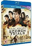 Maze Runner: Chapter II - The Scorch Trials [Blu-ray] [2015]